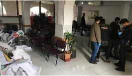 HDP Urfa il binasına polis baskını: 40 gözaltı