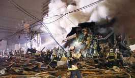 Japonya'da restoranda patlama: 41 yaralı