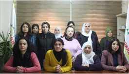 Kadınlar tecride karşı açlık grevine...