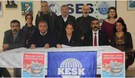 KESK'ten Adana mitingine katılım çağrısı