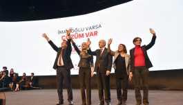 Kılıçdaroğlu: İmamoğlu için düzenlenen tanıtım toplantısında konuştu
