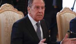 Lavrov: Rusya ile ABD arasında bir savaş tüm insanlık için felaket olur