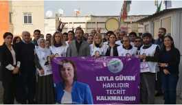 Leyla Güven'e destek için açlık grevine başladılar