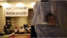 Leyla Güven'in eylemine uluslararası destek