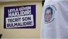 'Leyla Güven'in talebi talebimizdir'