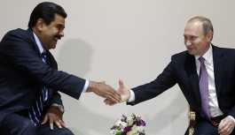 'Maduro, Putin'e Venezüella'da altın üretmeyi teklif edebilir'