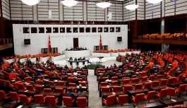 Meclis'te 'Sayın Öcalan' ifadesine ceza