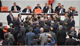Meclis'te İYİ Parti ve AKP'liler arasında gerginlik