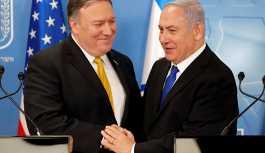 Netanyahu ile Pompeo görüştü