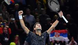 Novak Djokovic, Avrupa'da yılın sporcusu seçildi