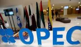 'OPEC, 2019'dan itibaren petrol üretimini yüzde 3 azaltacak'