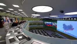 Putin yeni Avangard hipersonik füze sisteminin başarılı gerçekleşen testini izledi