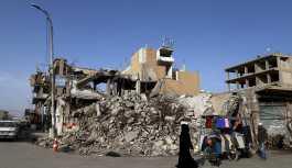 Rakka'da IŞİD kurbanı 500 kişiye ait toplu mezarlar bulundu
