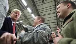 Trump'tan Suriye'den çekilmesini eleştiren İsrail'e: Size yılda 4.5 milyar dolar vermiyor muyuz?