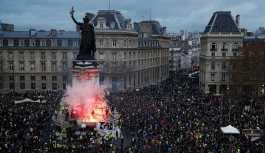 Ukrayna Güvenlik Konseyi: Paris'teki protestolarda 'Kremlin'in eli' var