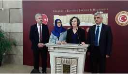 Yaralıları ziyaret eden HDP'liler: Çok büyük ihmaller var