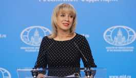 Zaharova'dan ABD istihbaratına yanıt: ABD halkını gülünç duruma düşürüyorsunuz