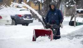 ABD'de kar fırtınası: O eski güzel küresel ısınmanın birazına sahip olmak kötü olmazdı