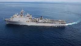 ABD'nin çıkartma gemisi Karadeniz'e doğru ilerliyor