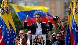 AB'den Maduro'ya: Seçim olmazsa Guaido'yu başkan olarak tanırız