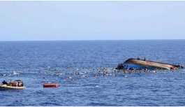 Akdeniz'de mültecileri taşıyan bot battı: 117 kişi öldü
