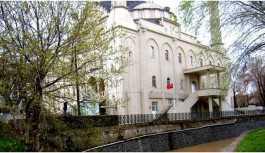 Antep Ulu Cami'nin doğalgazı borç gerekçesiyle kesildi