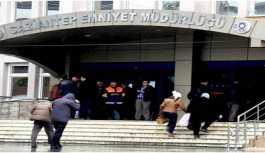 Antep'te ev baskınları: 7 gözaltı