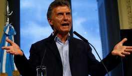 Arjantin'de suçluların çaldıklarına devlet el koyup satacak