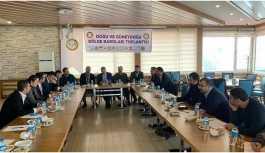 Bölge baroları açlık grevleri konusunda Adalet Bakanlığı'nı uyardı
