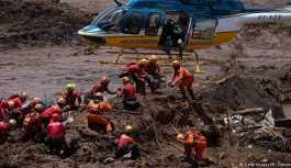 Brezilya'daki baraj faciasında beş gözaltı