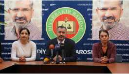 Diyarbakır Barosu'ndan açlık grevlerine ilişkin açıklama