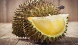 Endonezya'da yasaklı duryan meyvesi can aldı