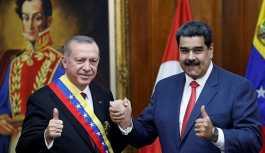 Erdoğan'dan Venezuela açıklaması