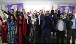 HDP'nin Şırnak adayları için çoşkulu tanıtım