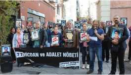 İşçi ailelerinden 80'inci ayda Galatasaray Meydanı için çağrı