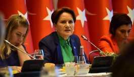 İYİ Parti Genel Başkanı Akşener: 9+2 dışında alınan her şey bir başarı kriteridir
