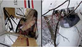 Kocaeli'nde eğitim uçağı düştü!