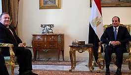 Pompeo, Sisi ile bölgesel gelişmeleri görüştü