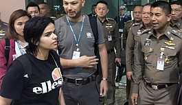 Tayland'da alıkonulan Suudi kadına mülteci statüsü verildi
