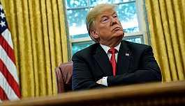 Trump, 'duvar anlaşmazlığı' yüzünden Davos seyahatini iptal etti