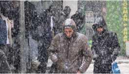 Van, Bitlis ve Hakkari için kar uyarısı