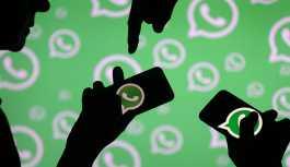 WhatsApp'tan iletilen mesaj sayısına...