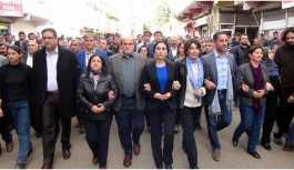 Yüksekdağ: Halkımızla birlikte yürümeye devam edeceğiz