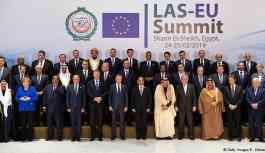 """AB ve Arap Birliği'nden işbirliğinde """"yeni dönem"""" hedefi"""