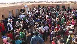 ABD'nin kontrolündeki Rukban kampında son bir ayda 8 çocuk öldü'