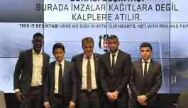 Beşiktaş Başkanı Orman: Burak Yılmaz'ın kaptan olmasını isterim