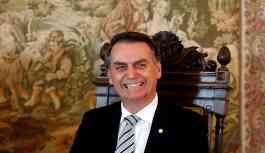 Bolsonaro'nun oğluna senatörlük yemini ettiği gün yolsuzluk soruşturması