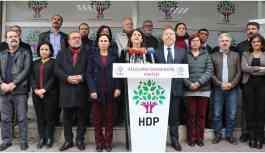 Buldan: AKP sessiz kalmamalı ve tecrit kaldırılmalı