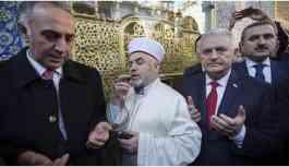Cami imamından Yıldırım'ın başarısı için dua