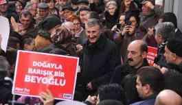 CHP'nin Beyoğlu adayı Taş: LGBTİ meclisleri kuracağız